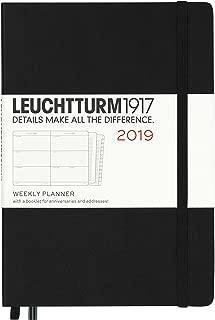 Leuchtturm1917 Weekly Planner 2018