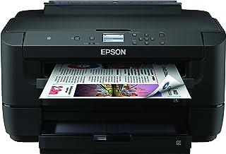 Epson WF-7210DTW WorkForce - Impresora A3 con dos Bandejas, USB, WIFI, color Negro