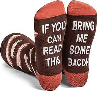 bacon socks for men