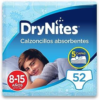 Huggies DryNites - Ropa interios de pijama para niños de 8-