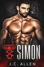 Simon: (An MC Romance) (Kinsmen MC Book 2)