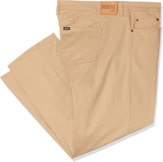 Riders by Lee Men's Straight Stretch Pant