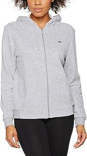42b9fad1adc3 Lacoste Sweat-Shirt à Capuche Femme