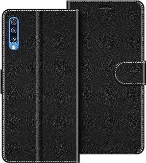 comprar comparacion COODIO Funda Samsung Galaxy A70 con Tapa, Funda Movil Samsung A70, Funda Libro Galaxy A70 Carcasa Magnético Funda para Sam...