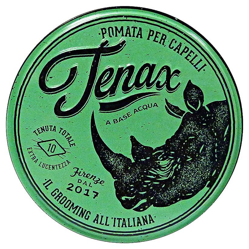 主張するバスルーム作動するTenax(テナックス) ポマード エクストラ ストロング