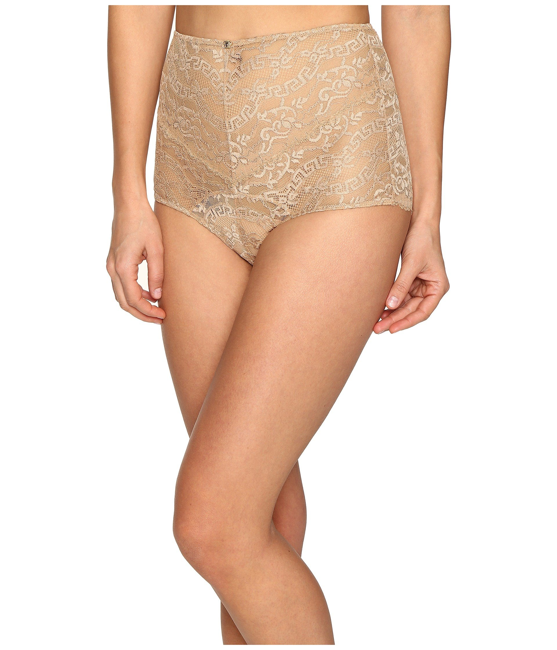 Panti Versace Lace High Waisted Panty  + Versace en VeoyCompro.net