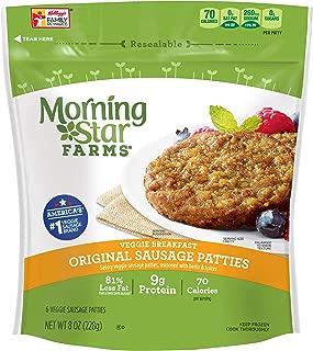 Best morning star veggie sausage patties Reviews