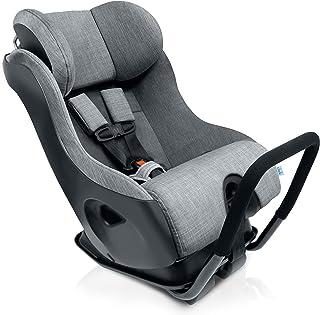 Clek Fllo Convertible Car Seat, Thunder (Crypton C-Zero Performance Fabric)