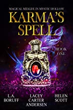Karma's Spell: A Paranormal Women's Fiction Novel (Magical Midlife in Mystic Hollow Book 1)
