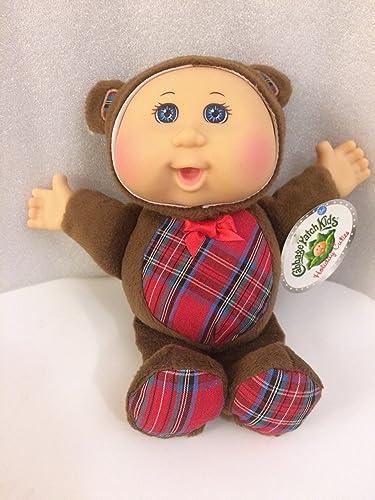 barato y de alta calidad Cabbage Patch Holiday Cuties - - - Christmas Bear  tienda hace compras y ventas