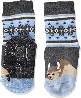 Sterntaler Baby-jongens FLI Soft Bison Socks
