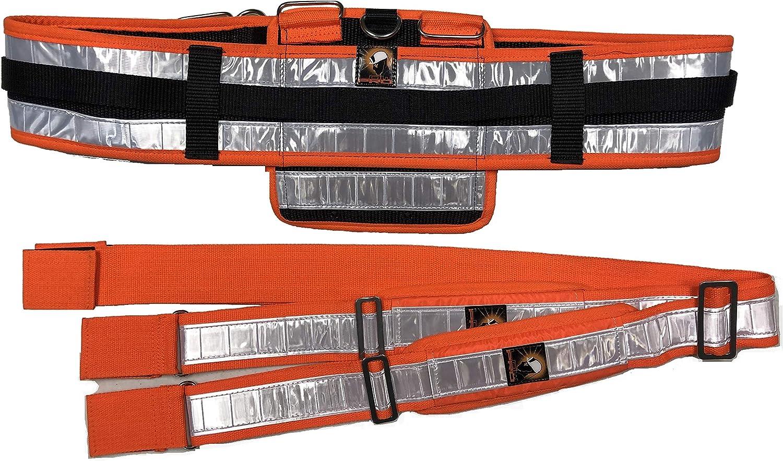 Low Pro Mining Belt w/Suspenders