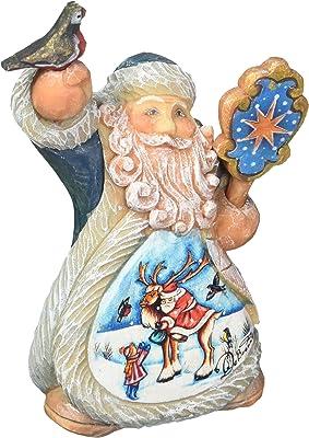 G. Debrekht Coming Along Tiny Tale Santa