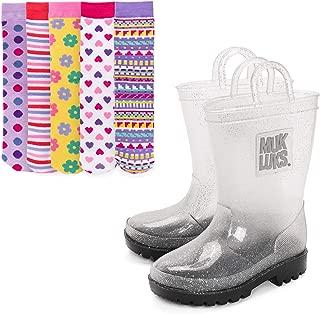 Best muk luks clear rain boots Reviews