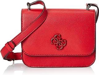 GUESS womens Noelle Mini Crossbody Flap MINI-BAGS