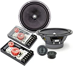 """$219 » 165A1 SG - Focal 6.5"""" 120 Watts 2-Way Component Speakers System"""