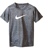 Nike Kids - Faux Heather Dri-FIT™ Short Sleeve Tee (Toddler)