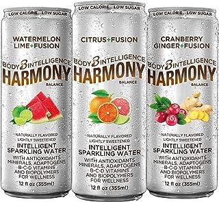 Body Intelligence Harmony | Multi-Vitamin, Adaptogenic, Immunity Boosting, Ashwagandha, Hemp | No artificial flavors, swee...
