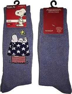Best snoopy socks mens Reviews