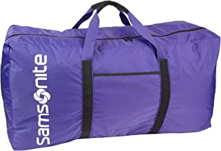 Samsonite Tote-A-Ton 32.5-Inch Duffel Bag, Purple, Single