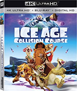 Ice Age: Collision Course 4k Ultra Hd