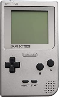 Game Boy Pocket - Silver (Certified Refurbished)