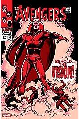 Avengers (1963-1996) #57: Facsimile Edition Kindle Edition