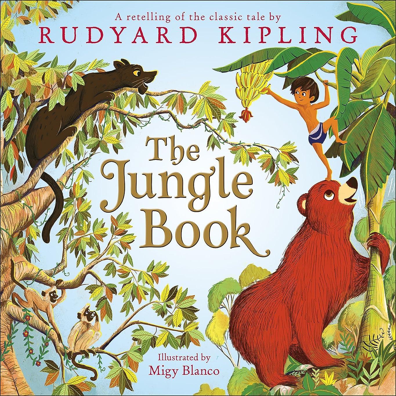 パニック廃棄する真剣にThe Jungle Book (English Edition)
