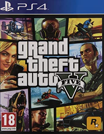 Grand Theft Auto 5(GTA V) PS4