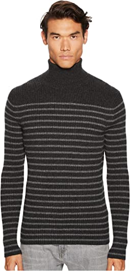 Bretton Stripe Turtleneck