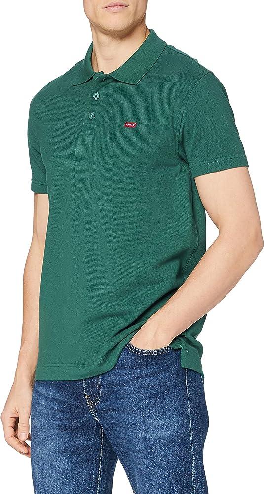 Levi`s o.g batwing polo maglietta maniche corte per uomo 100% cotone 35959