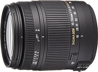 Sigma 883962 - Objetivo para Sony/Minolta (Distancia Focal 18-250mm Apertura f/63-22 Zoom óptico 2.9X) Color Negro