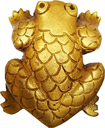 11588 Purpledip Brass Knob Regal Elephant Small Designer Pull Handle