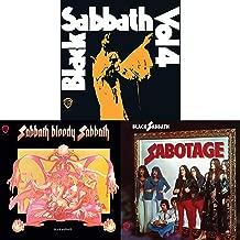 Black Sabbath: 3 Studio Albums 1972-1975 Discography CD Collection (Vol. 4 / Sabbath Bloody Sabbath / Sabotage)