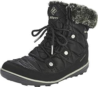 حذاء شتوي Heavenly Shorty Omni-HEAT للسيدات من Columbia مقاوم للماء وجيد التهوية