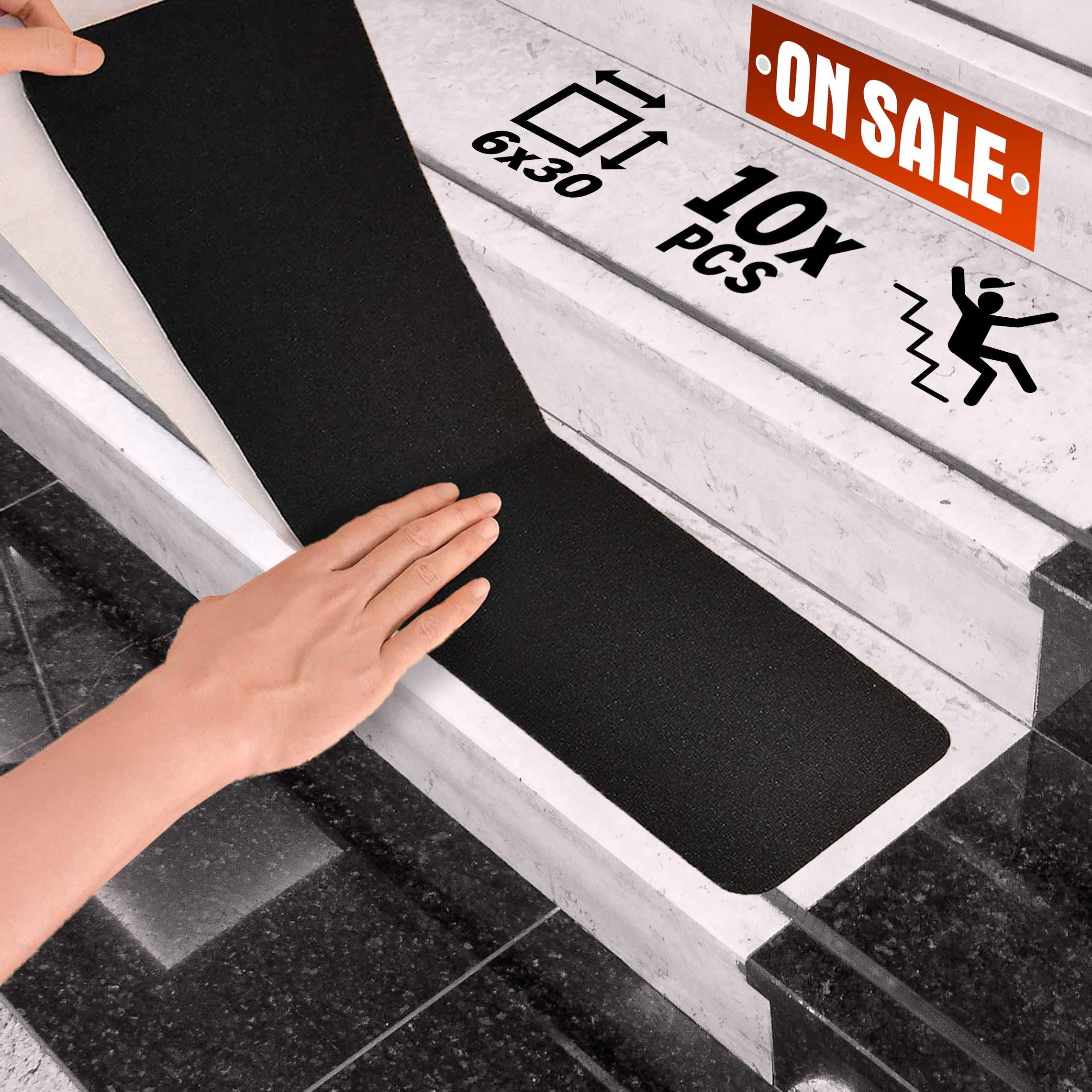 Anti Stair Treads Non Slip 10 Packs