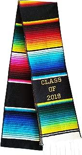 mexican graduation stole
