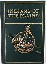 North American Indians of the Plains (Handbook Series No.1, Third Edition, Fourt
