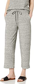 Marchio Amazon - Daily Ritual - Terry Cotton And Modal Easy Lounge Pant, pants Donna