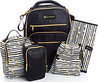 kalea diaper bag backpack