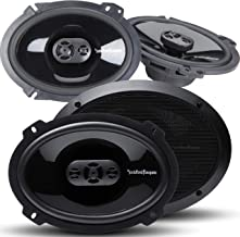 "$209 » Sponsored Ad - Pair of Rockford Fosgate Punch P1694 6"" X 9"" 300W 4-Way + P1683 260W Peak (130W Rms) 6"" X 8"" Punch Series 3..."