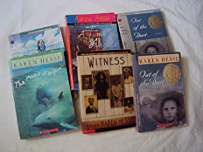 Classroom Library Books: Karen Hesse : The Music of Dolphins, Witness, Out of Dust (Grade 3-6)