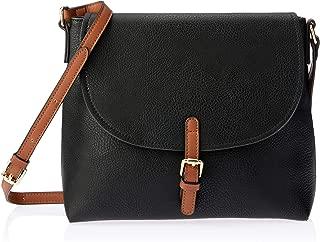 Louenhide Australia 1023Bk Lucia Crossbody Bag, Black