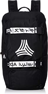 adidas Football Street Aeroready, Mochila, Black-White