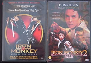Iron Monkey 1 & 2/Two DVD Pack