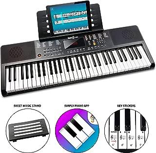 Best rockjam keyboard rj654 Reviews