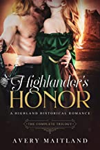 Highlander's Honor: The Complete Trilogy: A Medieval Historical Romance