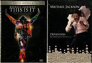 Best michael jackson devotion dvd Reviews