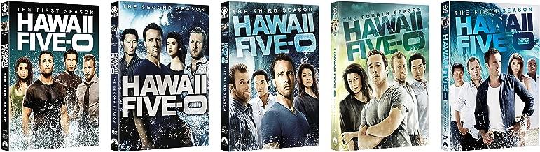 Hawaii Five-0 2010 Five Season Pack