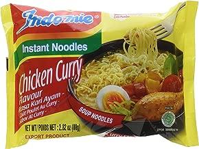 Indomie Mi Goreng Instant Halal Soup Noodles, Chicken Curry, 2.82 Ounce